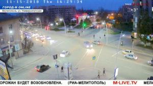 веб камеры Мелитополя