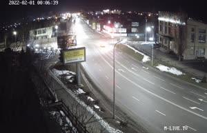 Камера 1. пр.Б.Хмельницкого - ул.Гетмана Сагайдачного