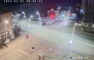 Камера 2. пр.Б.Хмельницкого - ул.Университетская