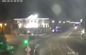 Камера 5. пр.Б.Хмельницкого - ул.Героев Украины (обзорная)