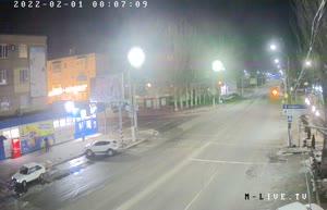 Камера 6. пр.Б.Хмельницкого - ул.Шмидта