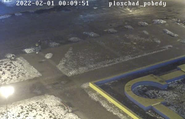 Веб камера Мелитополь, площадь Победы
